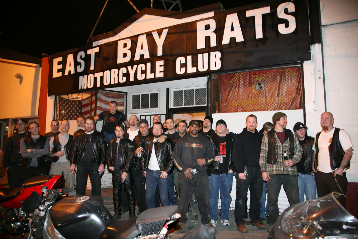 East Bay Rats Motorcycle Club / Oakland / Clubhouse