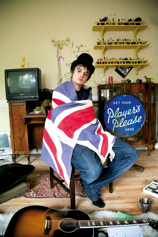 A Day at Pete Doherty's House / Wiltshire / Cheese
